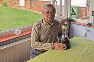 President Yoon wins the Lancet Cup